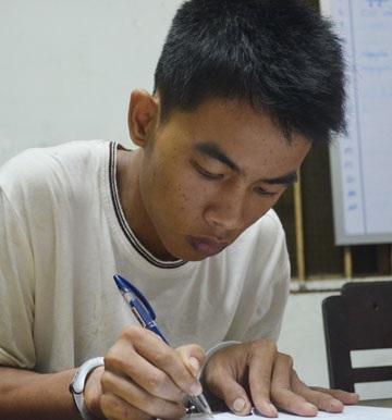Phạm Văn Lý. Ảnh: PN