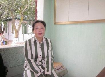 Nữ phạm nhân Nguyễn Thị Hải Yến