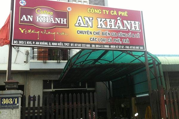 Công ty cà phê An Khánh
