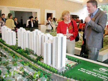 Cả nước mới chỉ có 126 trường hợp mua và sở hữu nhà ở tại Việt Nam.