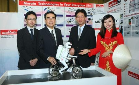 Vậy công ty Murata muốn nhắm đến hoạt động kinh doanh gì tại thị trường Việt Nam?