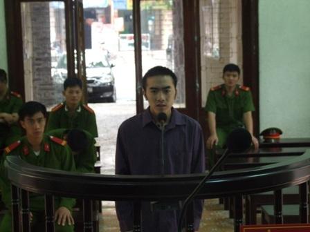 """Già Mí Cáy bị TAND tỉnh Hà Giang tuyên phạt mức án 20 năm tù về tội """"Giết người""""."""