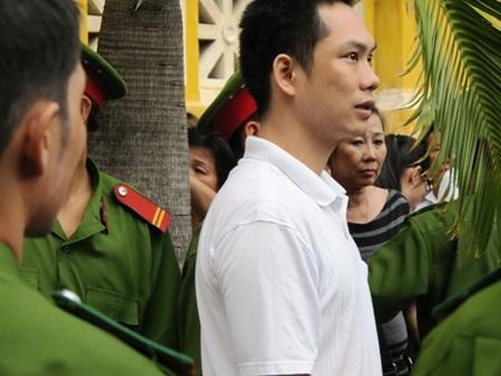 Bị cáo Phạm Tuấn Thành, chủ một doanh nghiệp ở Bình Dương