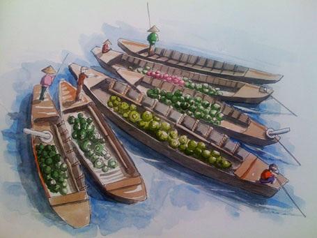 """Một số tác phẩm ấn tượng từ cuộc thi """"Häfele ♥ Việt Nam"""""""