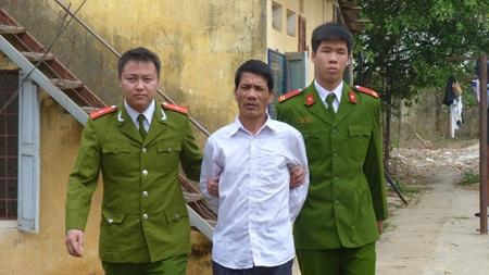 Vũ Đình Tuệ đã bị bắt chỉ sau 6 giờ gây án