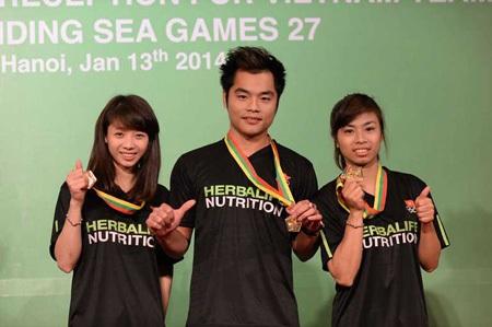 Đoàn TTVN tại SEA Games 27 đã lập được những thành tích xuất sắc cả về lượng và chất