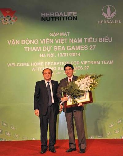 Thể thao Việt Nam - Tiếp tục hành trình chinh phục đỉnh cao