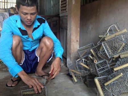 Anh Trần Văn Đỡ được trở về với cuộc sống đời thường nhưng vẫn là bị can.