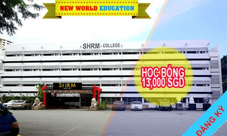 Trường cao đẳng SHRM Singapore (School of Hospitality and Resort Management)