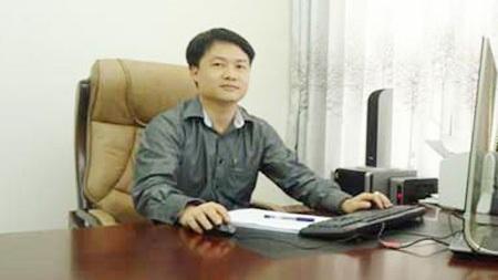 Nguyễn Tuấn Minh thời còn làm Chủ tịch HĐQT MB24