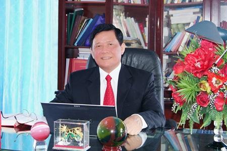 Nguyên Phó Viện trưởng VKSND Tối cao - TS Dương Thanh Biểu.