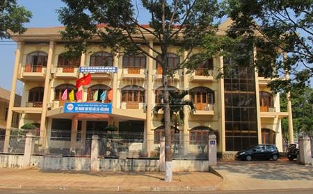 Trụ sở Chi nhánh VDB khu vực Đắk Lắk – Đắk Nông tại thành phố Buôn Ma Thuột