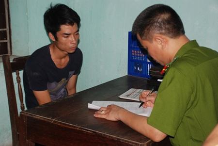 Giáp Văn Đạt khai nhận tại CQĐT