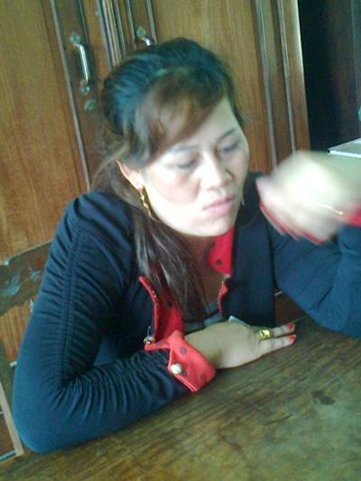 Đối tượng Trần Thị Giang
