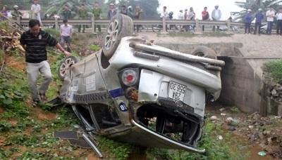 Chiếc taxi bị cướp hiệu KIA Morning của Công ty taxi Thanh Nga (Hà Nội), biển kiểm soát 29A-556.30.