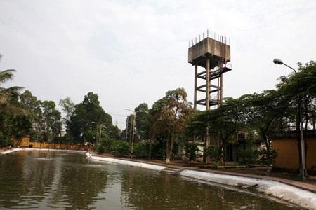 Một góc trại giam Hà Nội mà người dân vẫn quen gọi là Hỏa Lò mới.