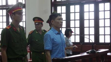 Dương Tự Trọng bị tuyên 15 tháng tù giam
