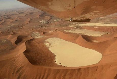 Hình ảnhDeadvlei từ trên một máy bay