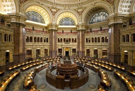 Trầm trồ trước những thư viện độc đáo nhất thế giới