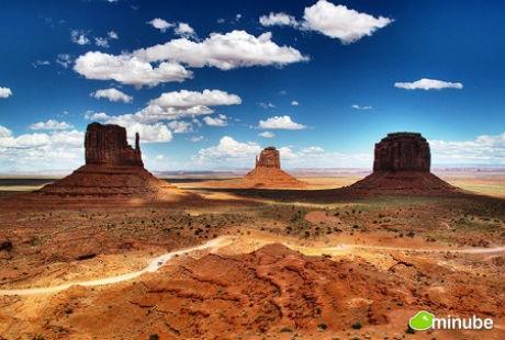 """Khám phá những sa mạc """"nóng bỏng"""" nhất thế giới"""