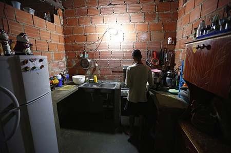 Bên trong một căn bếp