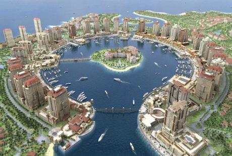 Dầu mỏ là nguồn tài nguyên quý của đất nước Qatar v