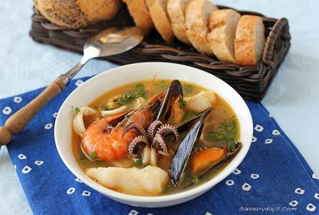 Những món ăn hàng đầu của cái nôi ẩm thực châu Âu