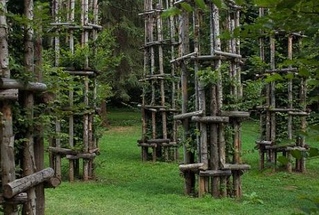 """Độc đáo kiến trúc ngôi nhà thờ """"cây"""" trên thế giới"""