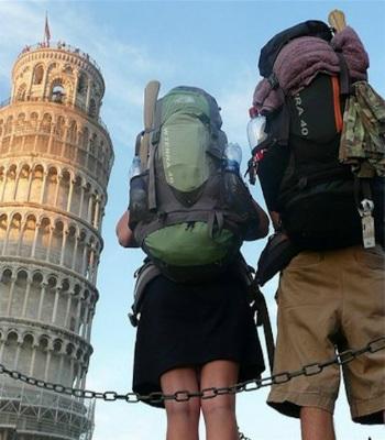 Chọn và sử dụng ba lô khi đi du lịch