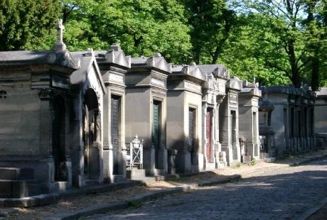 Những nghĩa trang đẹp nhất thế giới