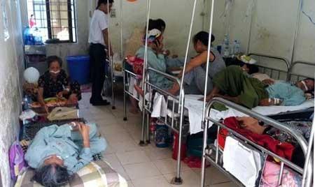 Đi viện, bệnh nhân thành con nợ