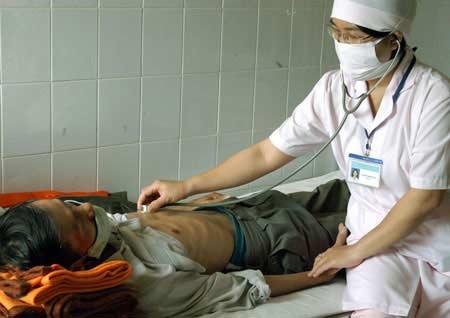 Chăm sóc bệnh nhân nhiễm HIV