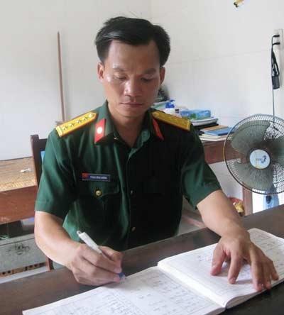 Bác sỹ Phan Đình Mừng. (Ảnh: Nguyễn Cường/Vietnam+)