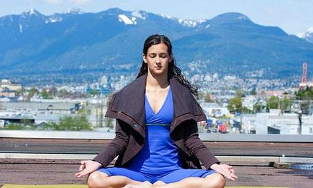 Yoga và những kỹ thuật thở đơn giản