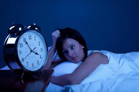 Mất ngủ làm cạn kiệt sức khỏe cơ thể