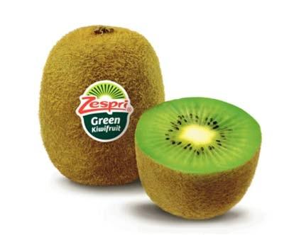 Kiwi giúp tăng cường sức đề kháng