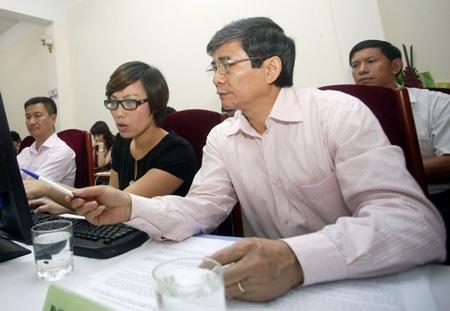 Phó Chủ tịch Tổng Liên đoàn Lao động Việt Nam Hoàng Ngọc Thanh: