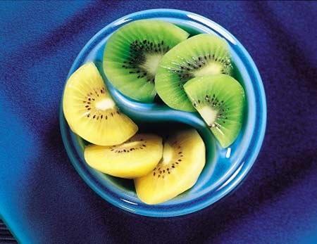 Kiwi - Giàu xơ và khoáng chất cho trái tim khỏe