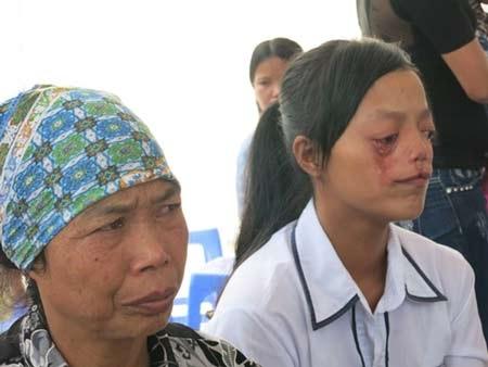 Mẹ con em Hoàng Thị Loan chia sẻ về câu chuyện đặc biệt…