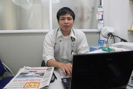 BS Nguyễn Trọng Hưng