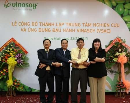 Giấc mơ phát triển giá trị hạt đậu nành Việt Nam