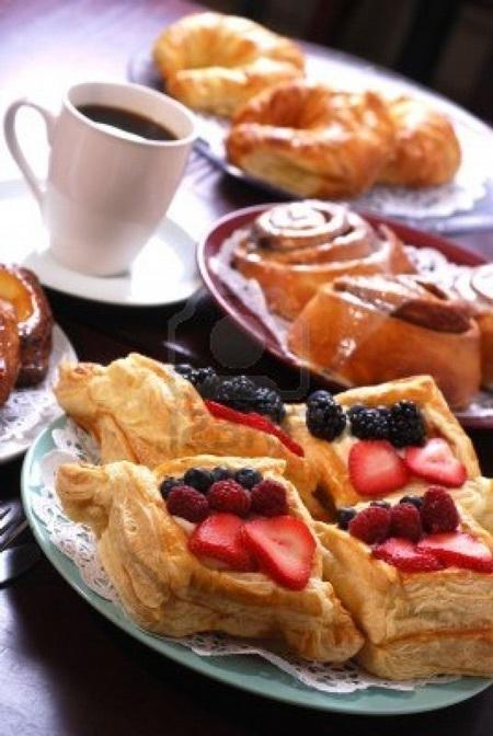 6. Các loại bánh nướng
