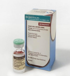Lô vắc xin bị thu hồi này có mã số J007354 được sản xuất trong giai đoạnh từ 20/8-9/0/2013.