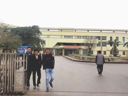 Bệnh viện Đa khoa huyện Kỳ Anh (Hà Tĩnh) nơi bệnh nhân Đỗ Văn Đô vào cấp cứu