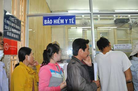 Bệnh nhân BHYT khám chữa bệnh trái tuyến sẽ có thể không được chi trả.