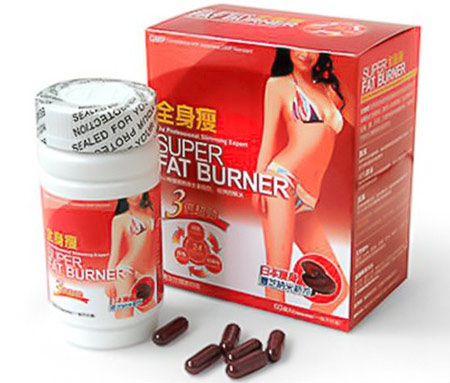 Sản phẩm giảm cân được rao bán trên mạng