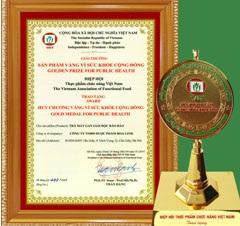 Ngày 28/4/2014, Trà mát gan giải độc Bảo Bảo đã vinh dự được nhận giải thưởng
