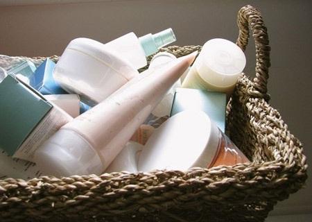 8. Chọn các sản phẩm chăm sóc da tự nhiên