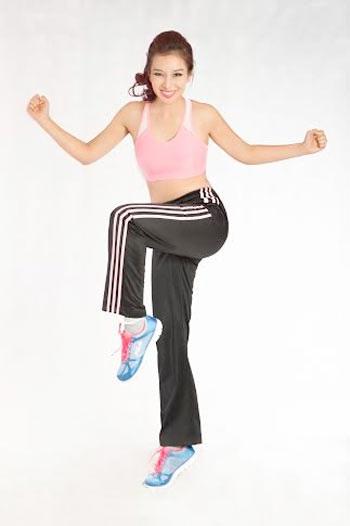 Tập luyện thể thao để giúp cơ thể khỏe mạnh