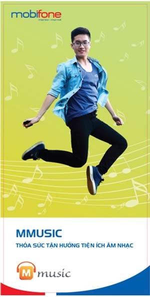 Với mMusic, âm nhạc ở mọi lúc mọi nơi cho cuộc sống của bạn thêm thăng hoa